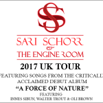 Sari Schorr Force of Nature returns in 2017