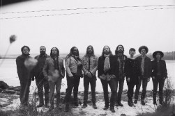 The Magpie Salute Play Under The Bridge April 2017