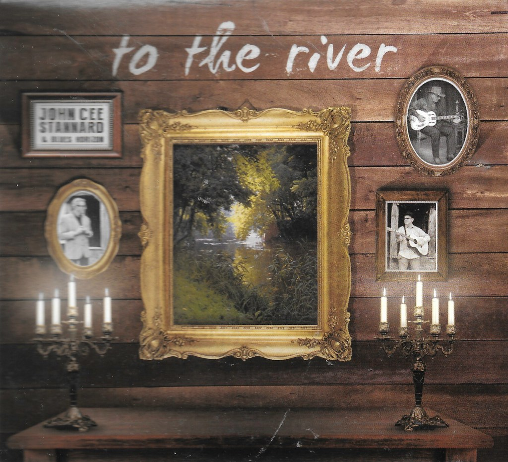 John Cee Stannard's Latest Album Takes You To The River