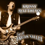 Live at Freak Valley blues rocking With Krissy Matthews