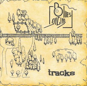 Blues Engine are on the Right Blues Tracks