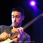 Dan Patlansky Stunning Guitar Returns to The Globe