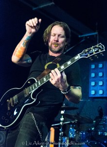 Tuesday Night Brightened Devon Allman Live in Bristol