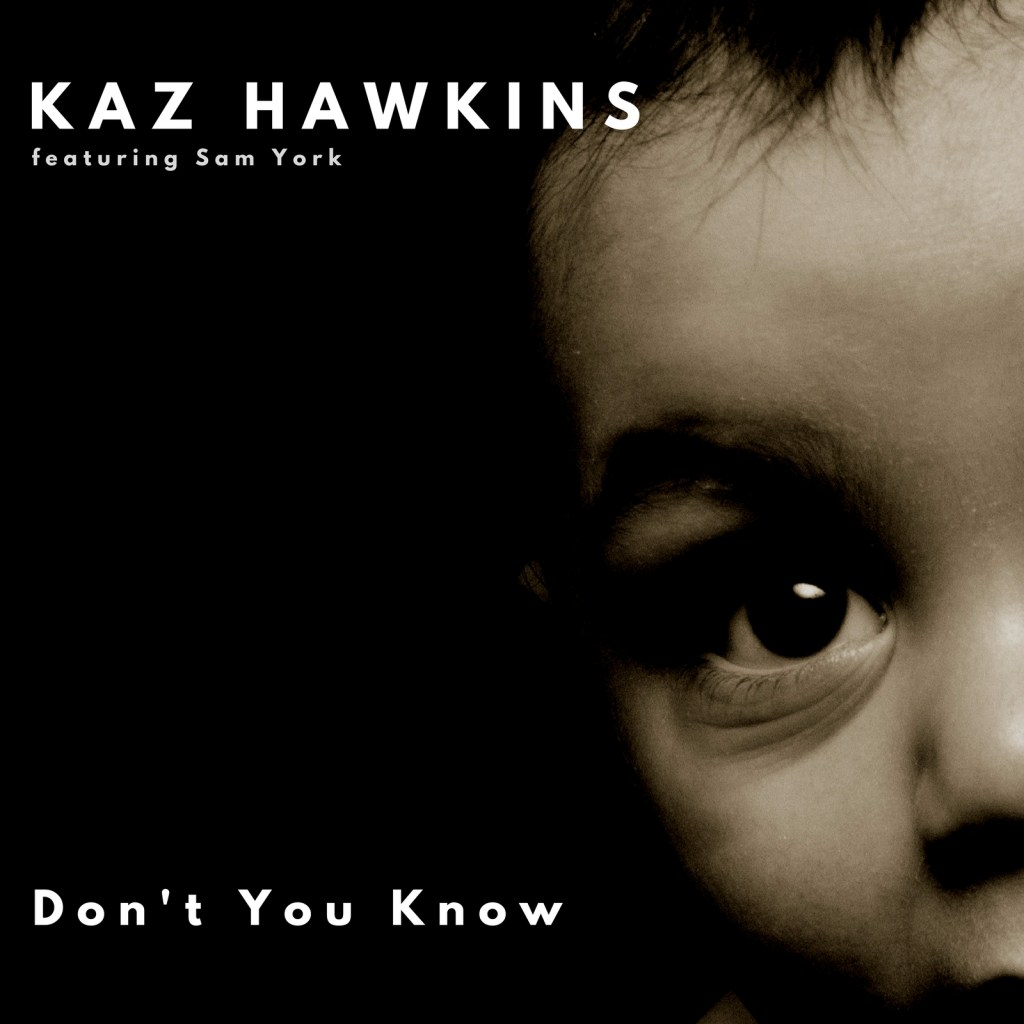 Kaz Hawkins Solo Album Don't You Know