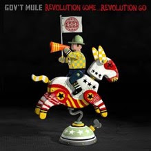 Gov't Mule New Album Revolution Come...Revolution Go