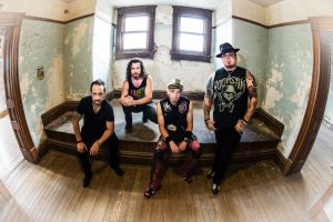 Black Stone Cherry EP Back To Blues