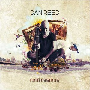 Dan Reed Announces New Solo Album Confessions