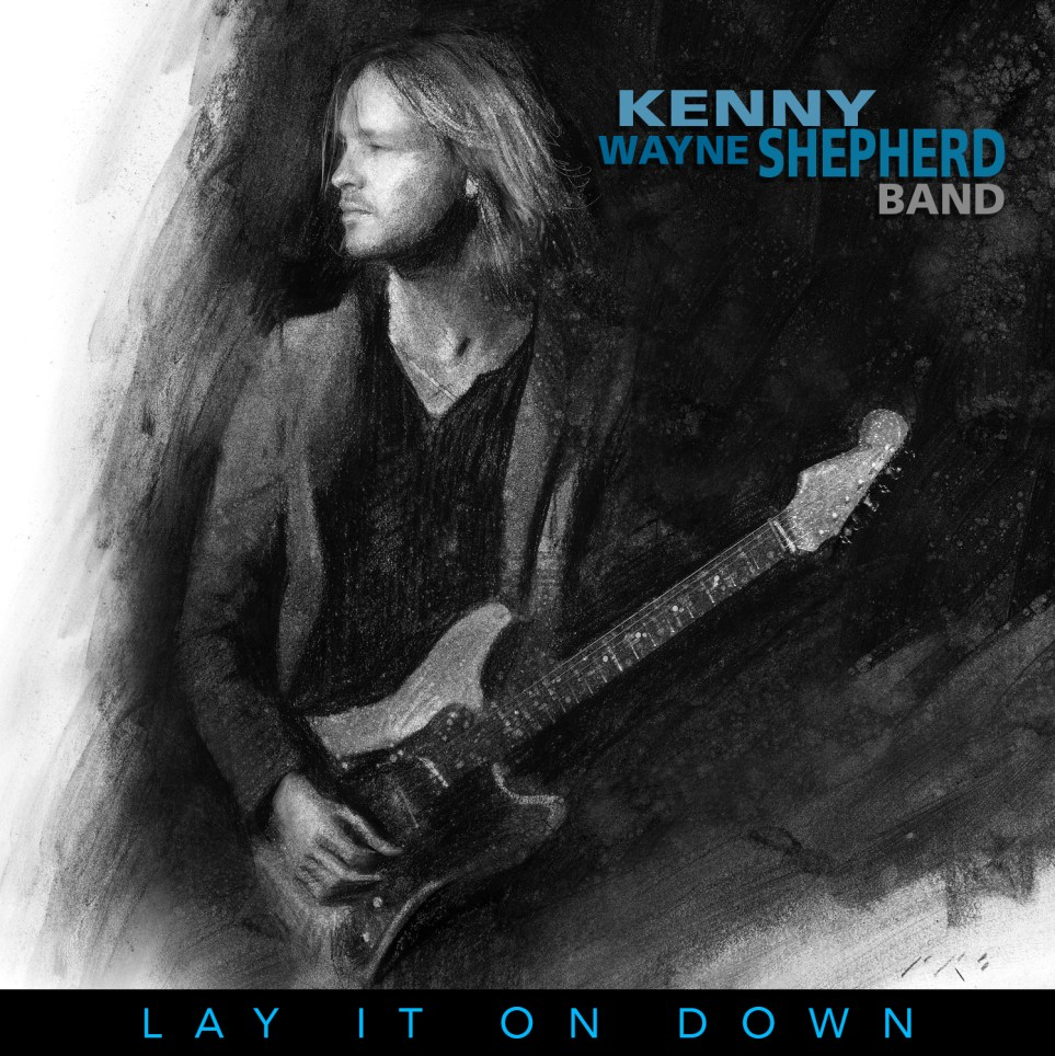 In Conversation with Kenny Wayne Shepherd