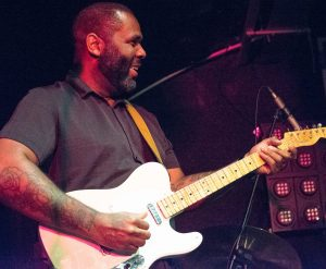Kirk Fletcher and Friends turn The Tunnels Blue