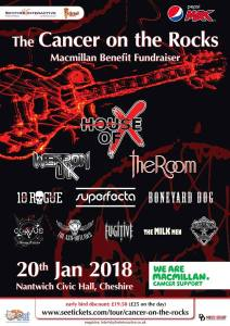 Day Of Music Celebrating Life Cancer On The Rocks
