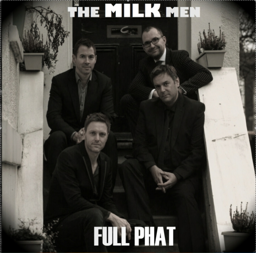 The Milk Men Bringing Full Phat Blues To Your House