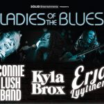 Ladies Of The Blues Connie, Kyla, Erja Together 2018