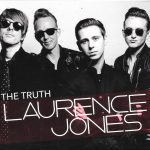New Album New style The Truth still Laurence Jones