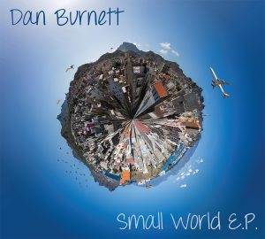 Explore A Small World Enlarged Beautifully by Dan Burnett