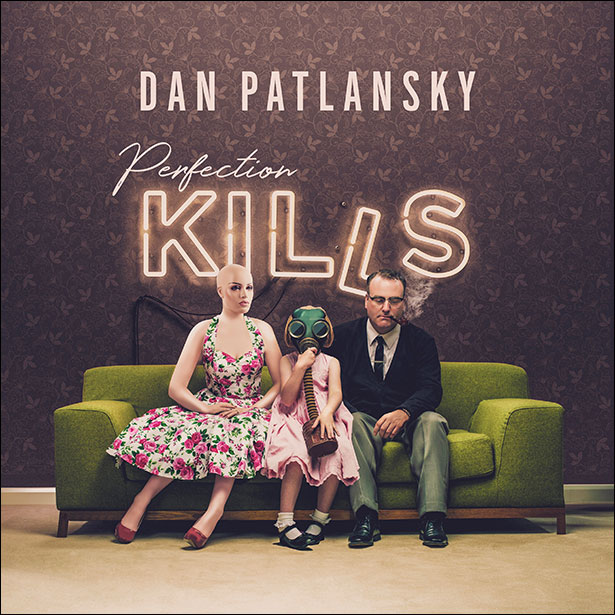 Dan Patlansky Guitar and Vocals asks if Perfection Kills