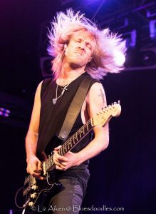 Kenny Wayne Shepherd plays a Halloween Treat at The Tramshed