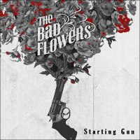 ad Flowers Firing a Bouquet With Starting Gun