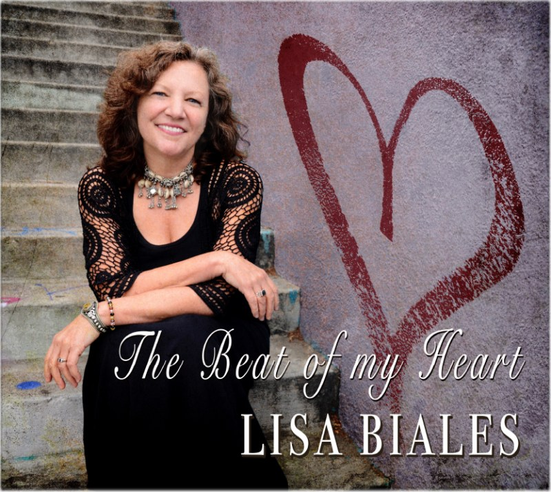Lisa Biales Blues On The Beat Of My Heart