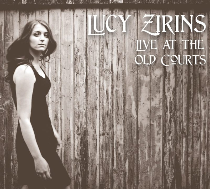 Lucy Zirins Sings To You Live At The Old Courts