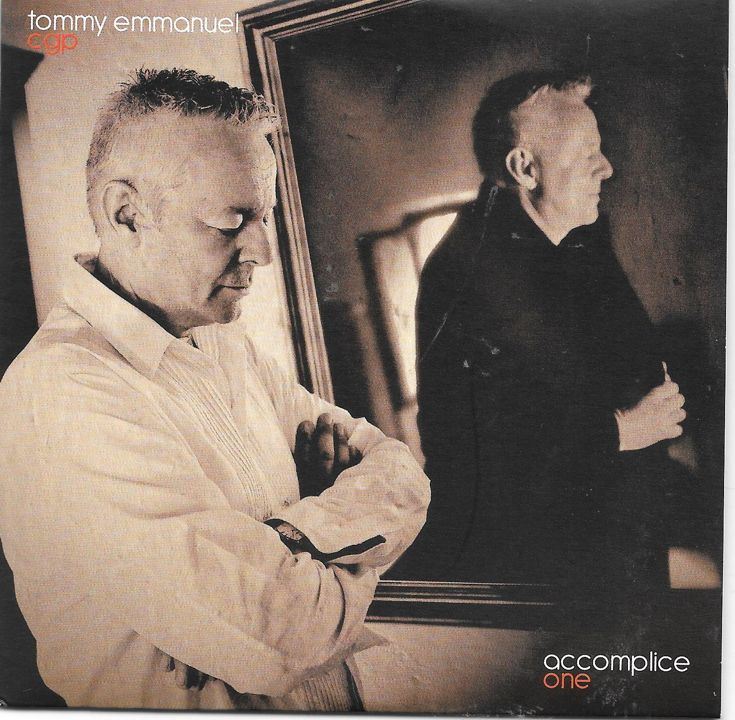 Tommy Emmanuel Joined By Superb Artists on Accomplice One