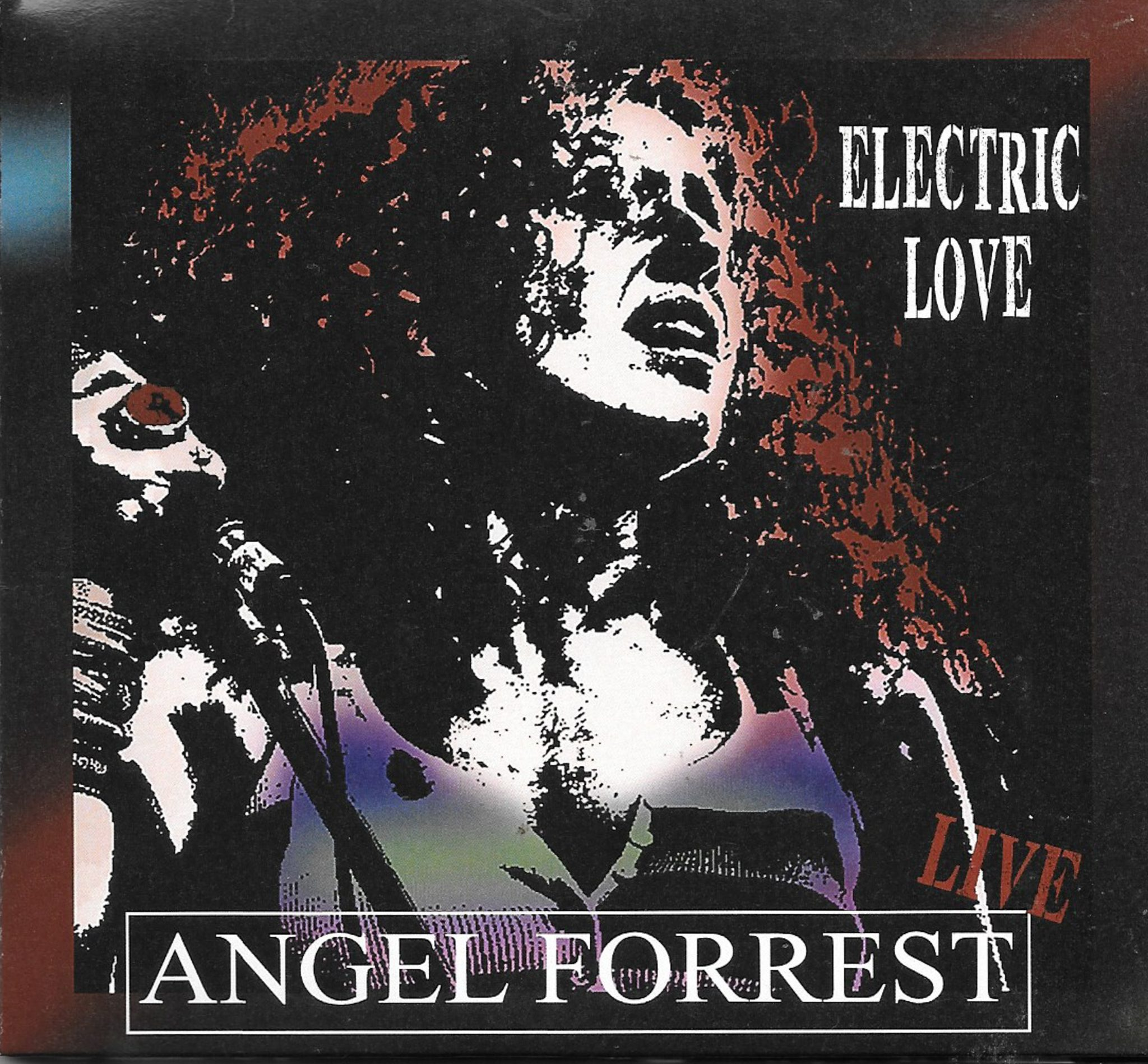 Angel Forrest Captures Live On Electric Live