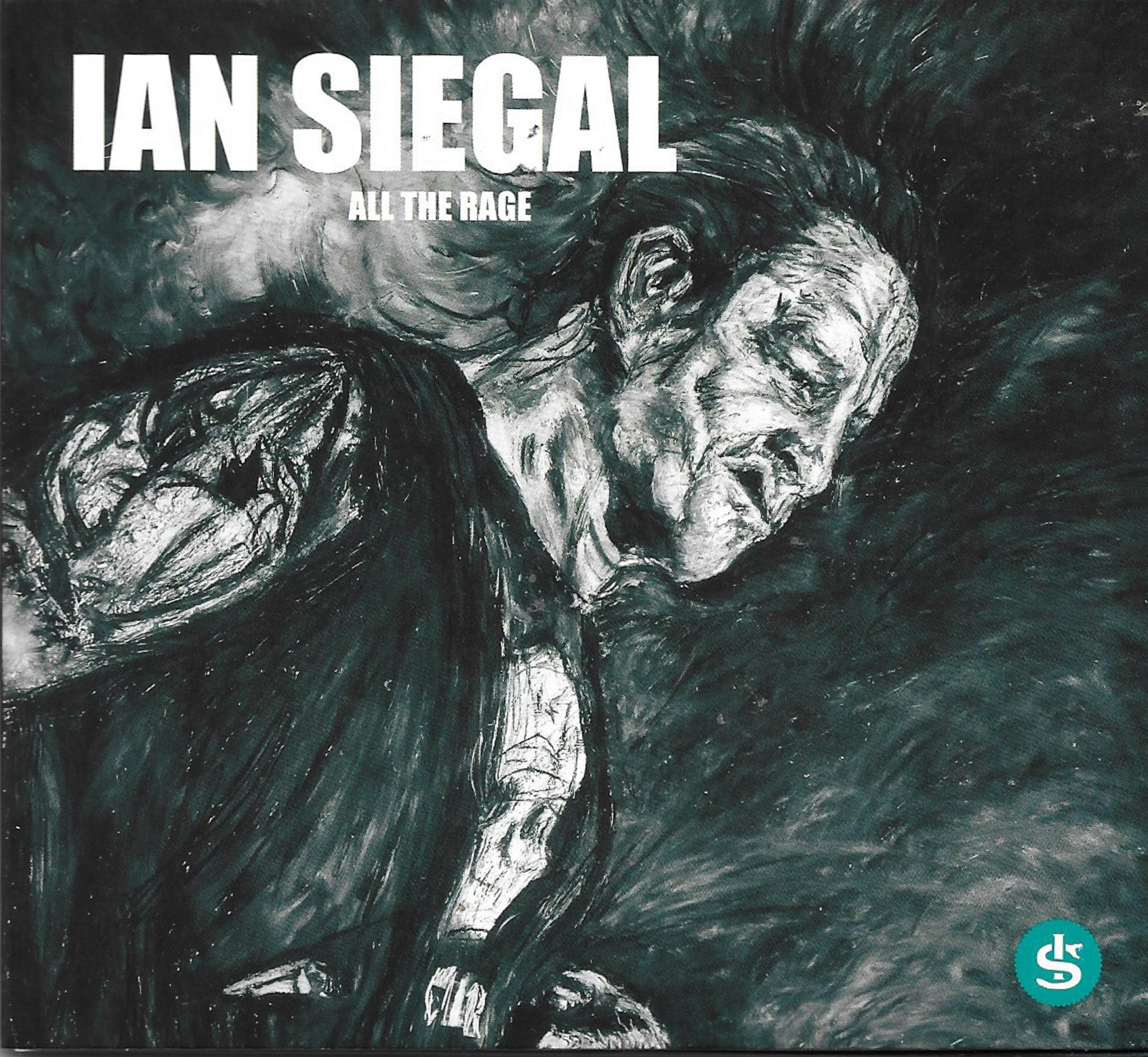 Ian Siegal New Album Is Definitely All The Rage