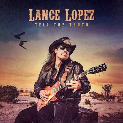 Lance Lopez Tells the Truth in Differing Shades of Blue