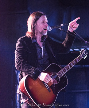 Myles Kennedy Performing Solo on Bristol Boat The Thekla
