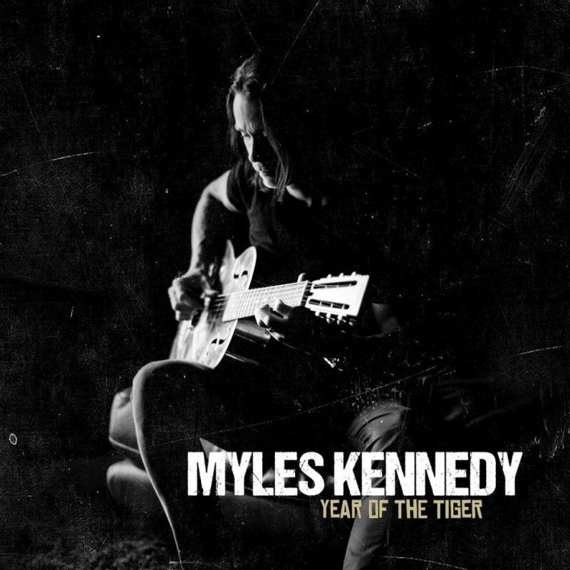 Myles Kennedy Year Of The Tiger Tour Back in Europe