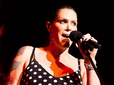 Beth Hart Debut in Cardiff Simply Phenomenal