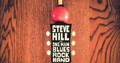 Finding the Ins and Outs of Being a One-Man Band with Steve Hill