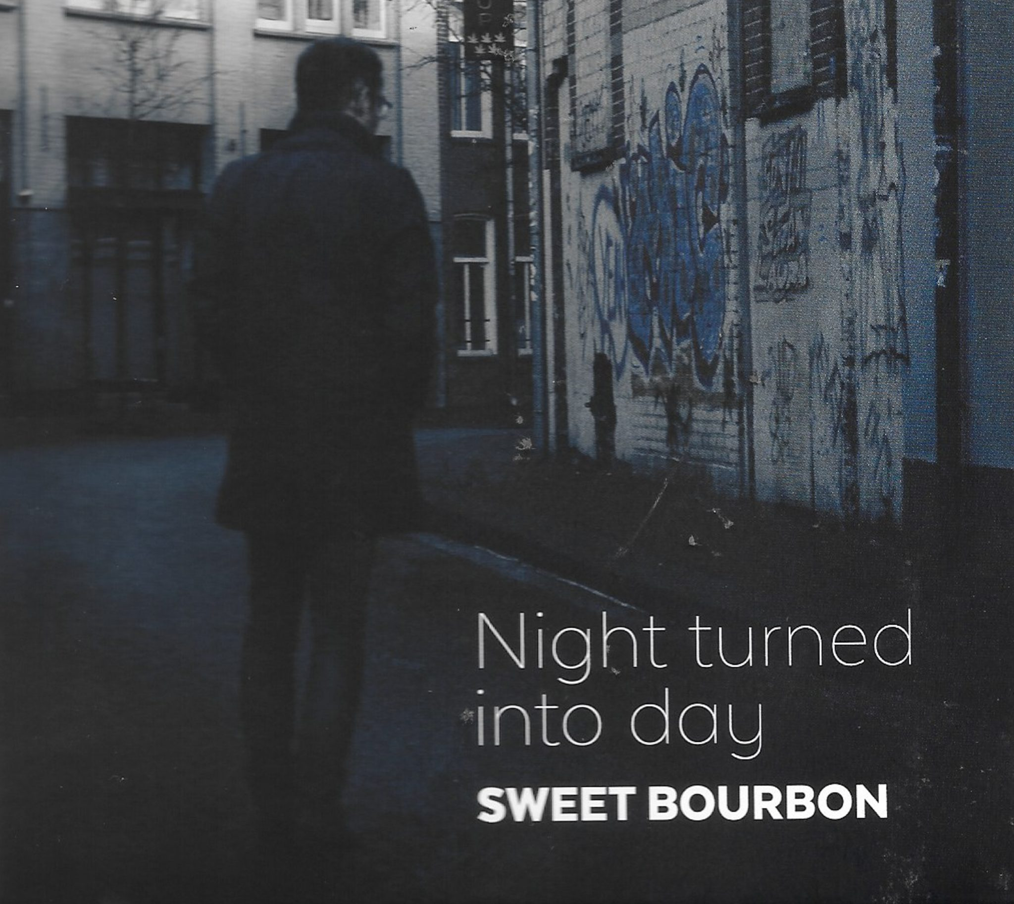 Witness Night Turned Into Day by Sweet Bourbon