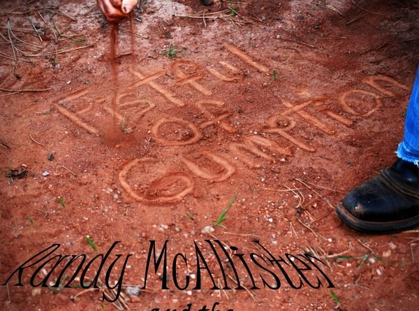 Gumption by the Fistful from Randy McAllister and the Scrappiest Band in the Motherland