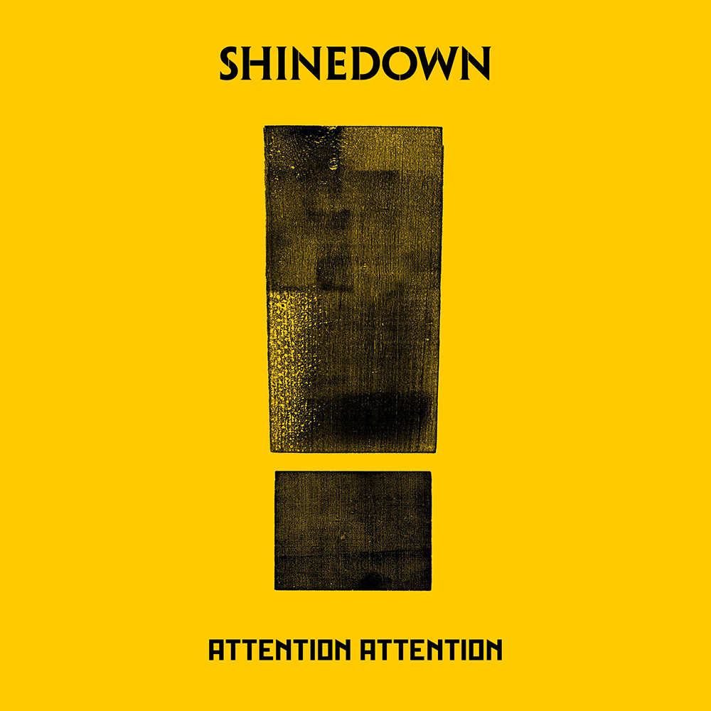 Shinedown Rock Capturing your ATTENTION ATTENTION with New Album Release