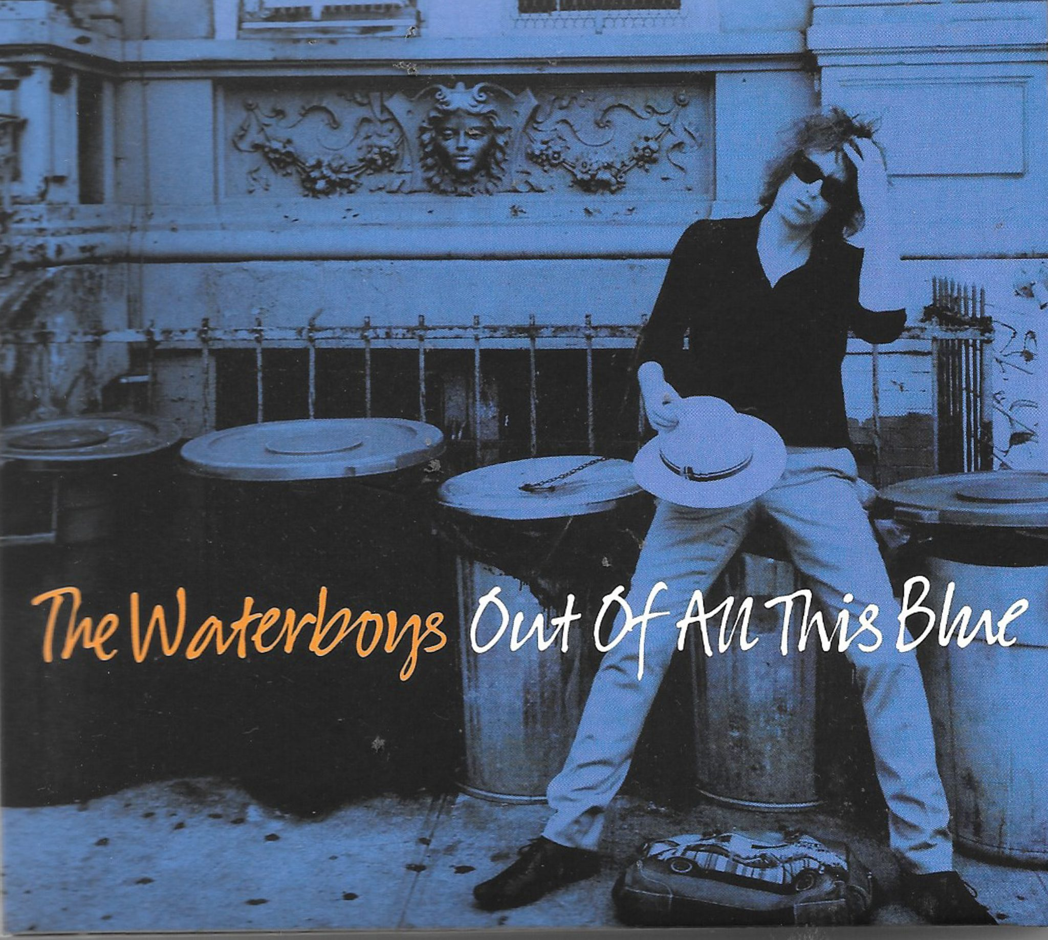 The Waterboys Twelfth Album Swims Out of All This Blue