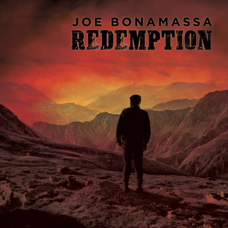 Redemption New Studio Album from Joe Bonamassa