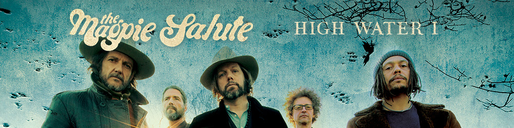 The Magpie Salute Goes Acoustic in London 18th August