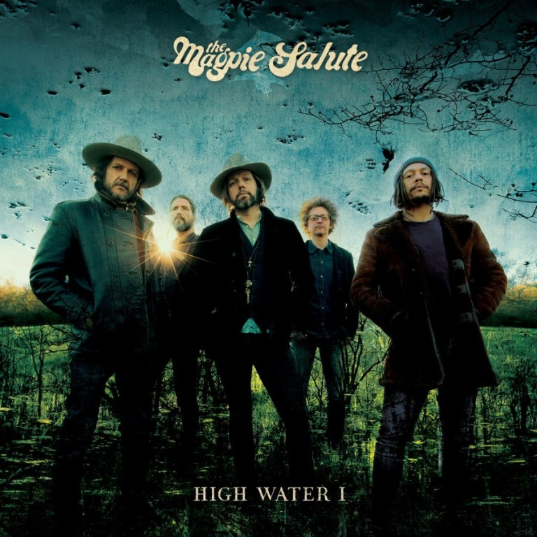 The Magpie Salute debut album High Water 1 Out August 2018