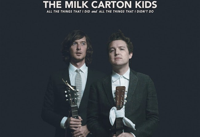 The Milk Carton Kids new album capturing the soul of Americana