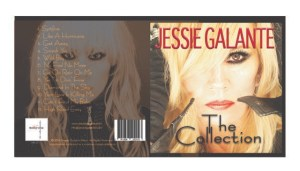 Jessie Galante dips into The Collection