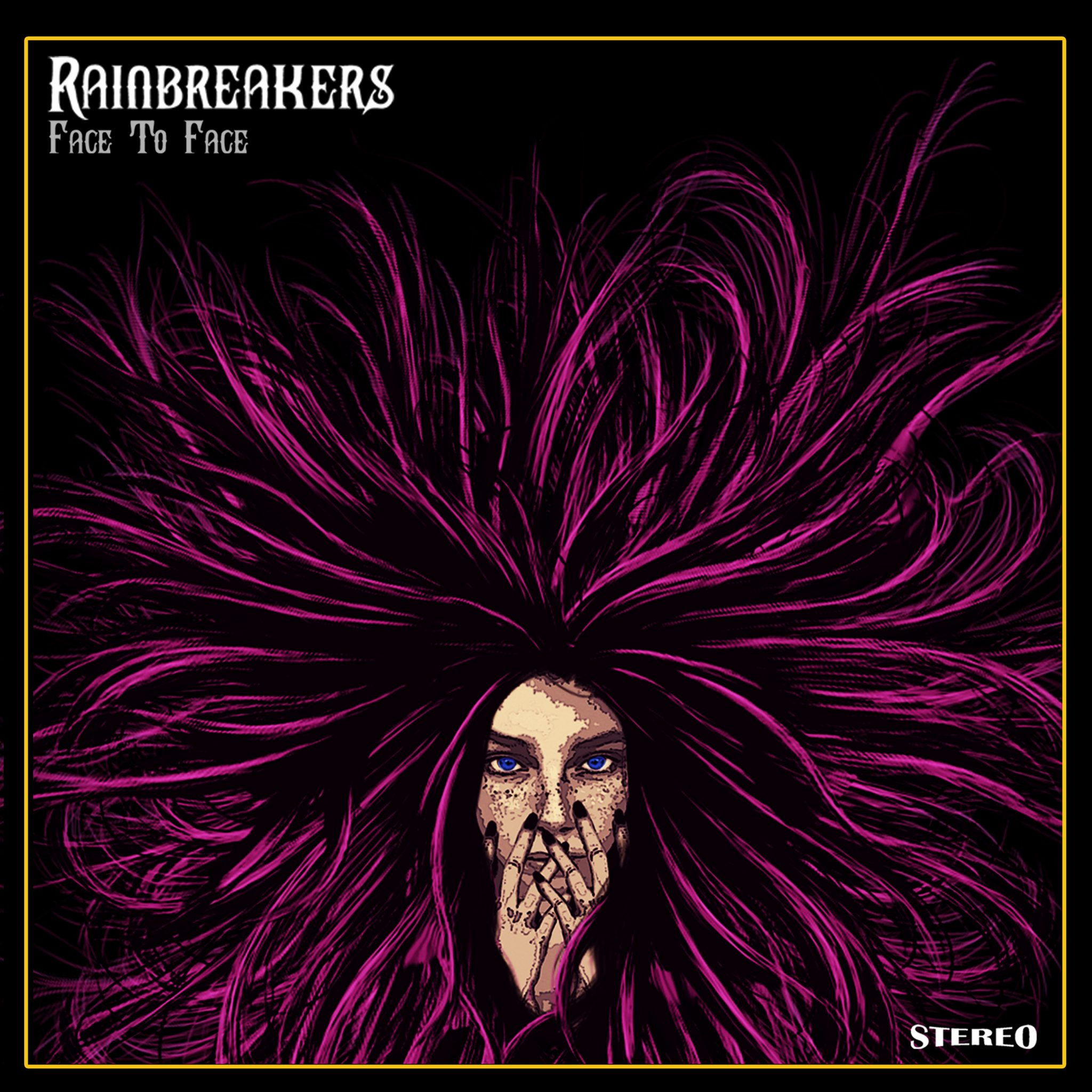 Rainbreakers Go Face To Face On Debut Album