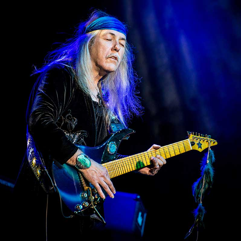 Uli Jon Roth UK Tour Celebrating Fifty Years on The Road