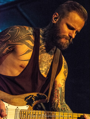 Kris Barras is Divine and Dirty at The Tunnels Bristol