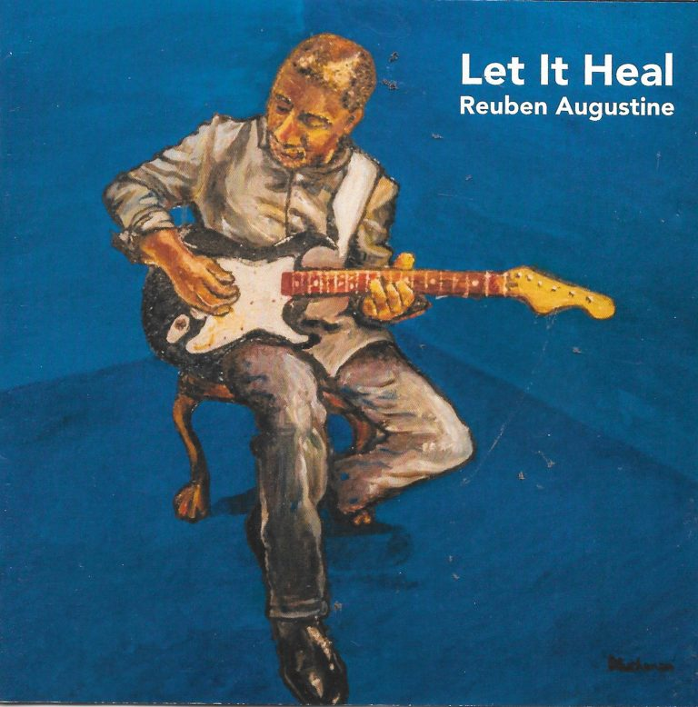 Reuben Augustine uses the blues to Let It Heal