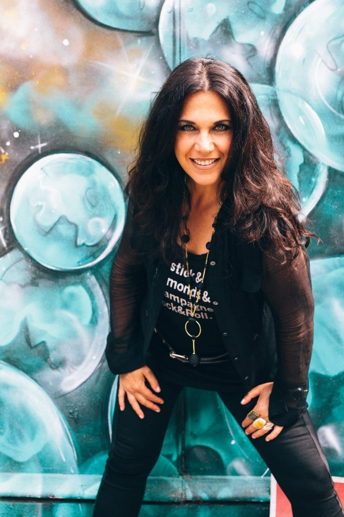 Never Say Never as we talk to Sari Schorr