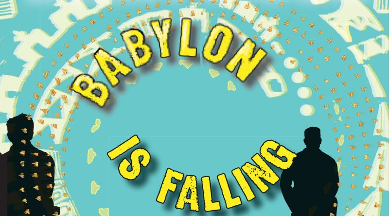 Delta Moon shine on Babylon Is Falling