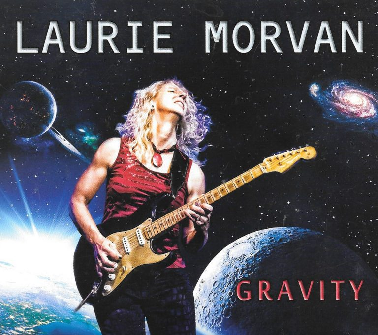 Laurie Morvan adds weight with Gravity