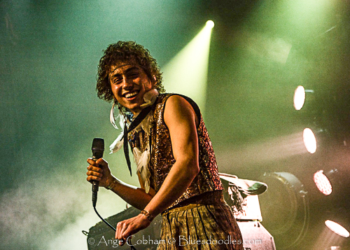 Young Rockers Greta Van Fleet & Goodbye June Opening