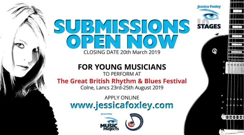 Play the Great British Rhythm & Blues Festival 2019