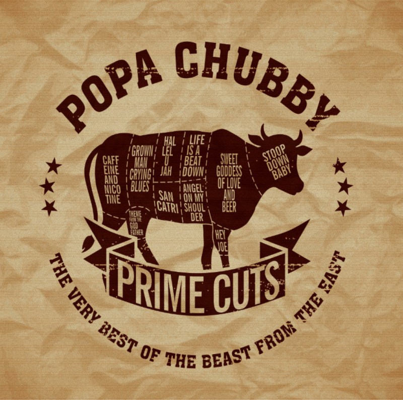 Popa Chubby delivers some Prime Cuts
